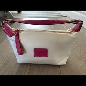 Coach mini nylon bag